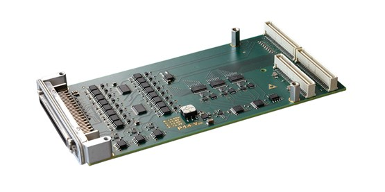 IO3XX Rear I/O Signal Conditioning Plug-ins