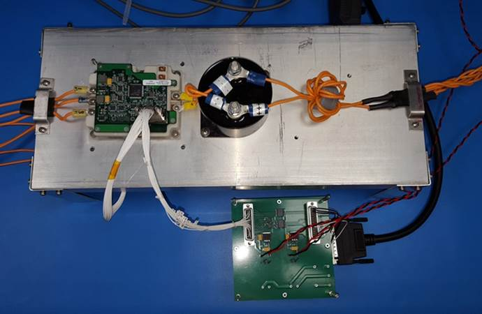 Microsemi - Power Electronics for a More Electric Aircraft