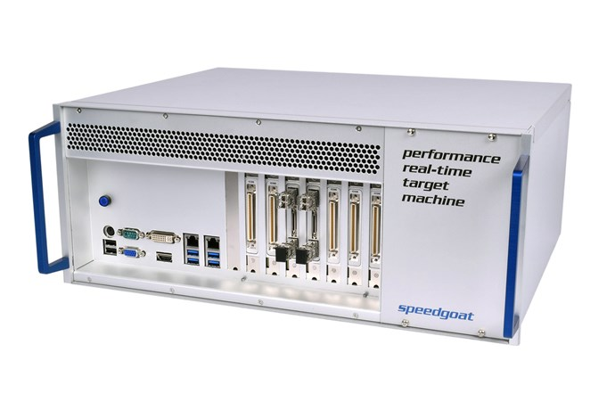 Performance real-time target machine