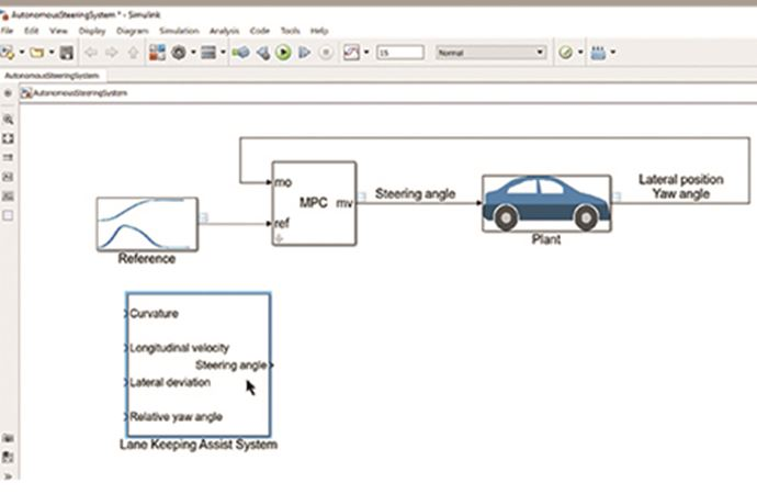 How to Design an MPC Controller with Simulink and Model Predictive Control Toolbox