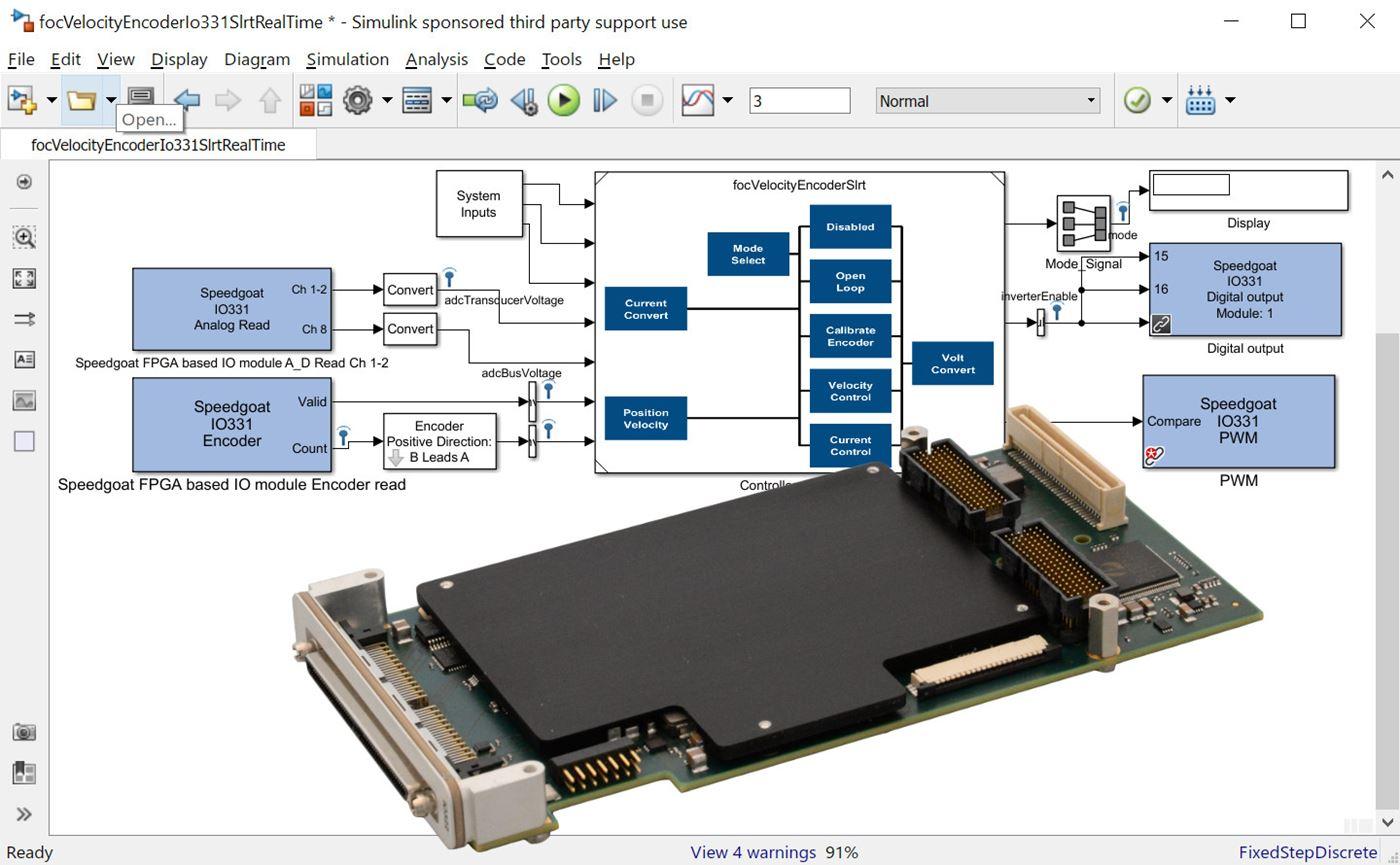 Speedgoat Fpga I O Modules Code And Simulink Workflow Io Module Wiring Diagram Configurable Fpgas