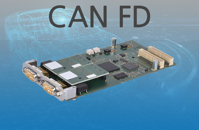 CAN FD Networks with Simulink