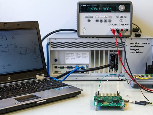 Speedgoat enable electrical and power system development