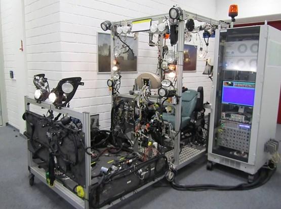 Speedgoat Enable Automotive Control System Development